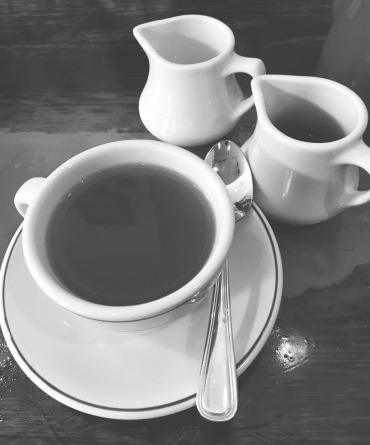 I always need my tea :)